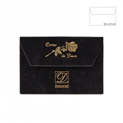 "Enveloppe - ""Cartes de Fleurs"""