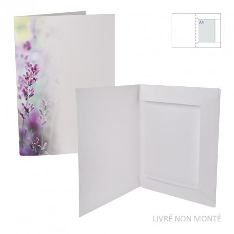 Porte-documents - 1 poche (3 rabats)