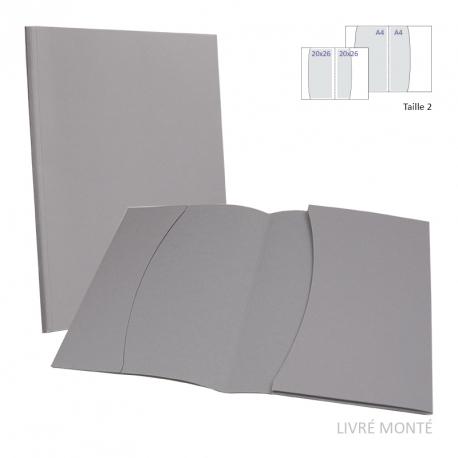 Porte-documents - 2 poches Oblique - T2