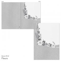 Décors YRIS n°02 - Fleurs