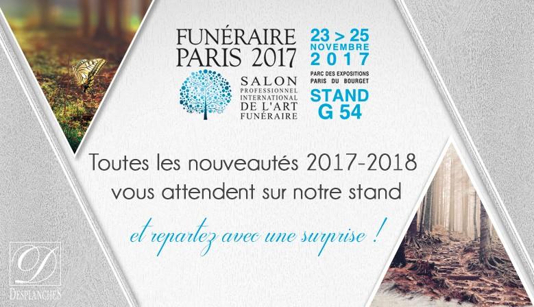 Salon Funéraire Paris 2017